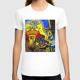 live tour band 311 2021 T-shirt