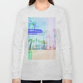 Lollipop Palms Long Sleeve T-shirt