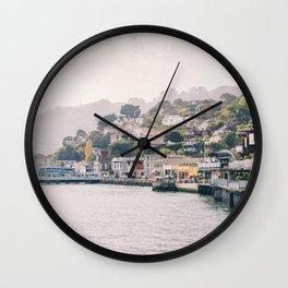Sausalito Wall Clock