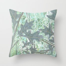 Last days of August Throw Pillow