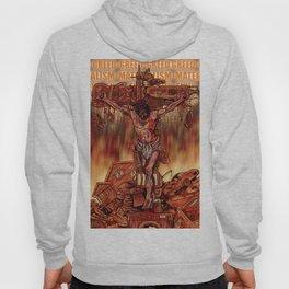 Material Jesus Hoody