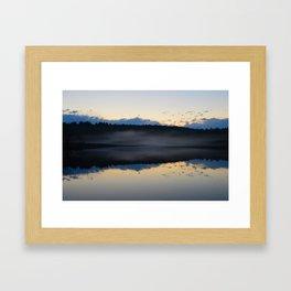 Solace in Solitude Framed Art Print
