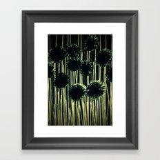 datadoodle 012 Framed Art Print