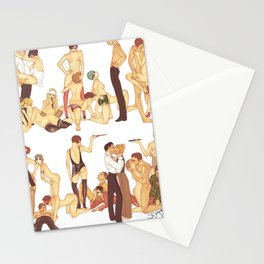 It's an Orgy Stationery Cards