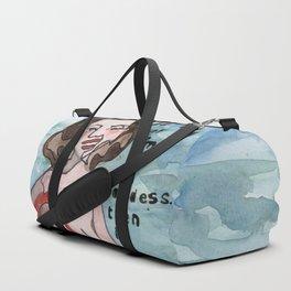I'm a fucking Sea Goddess Duffle Bag