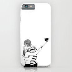 Do I love you or Do I just love me in love iPhone 6 Slim Case