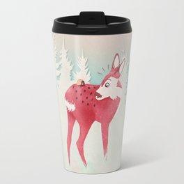 Oh deer, what the bug?! Travel Mug