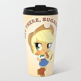 Cute Equestria Girls - AppleJack Travel Mug