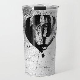 Steampunk Balloon Travel Mug