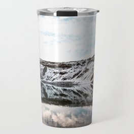 Crater Reflection Travel Mug