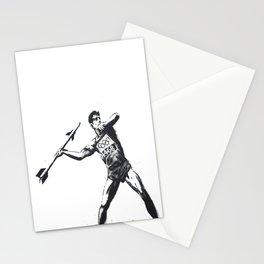 Banksy Olympics Graffiti Street Art Stationery Cards
