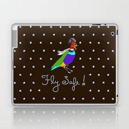 Fly Safe! Laptop & iPad Skin