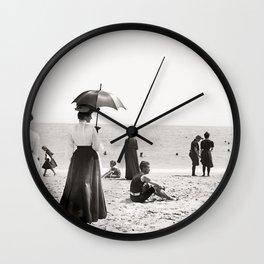 Palm Beahc Floride Wall Clock