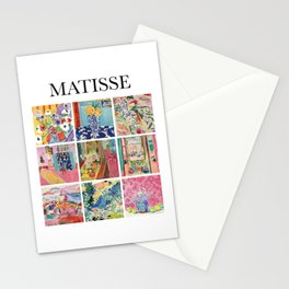 Matisse - Collage Stationery Cards