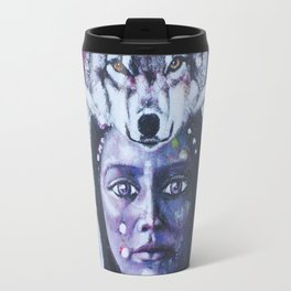 She Who Has Been Before Travel Mug