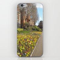 dublin iPhone & iPod Skins featuring Dublin by Ganeswar Sahoo