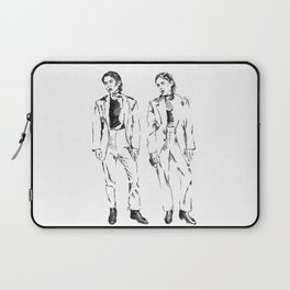 TEGAN AND SARA DOODLE Laptop Sleeve