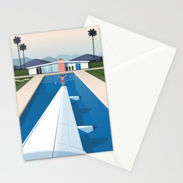 Jetting Away Stationery Cards