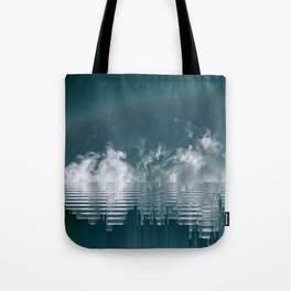 Icing Clouds Tote Bag