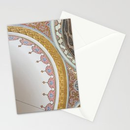 Istanbul au top Stationery Cards