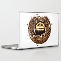 wild things Laptop & iPad Skins featuring Wild things by Torekdg
