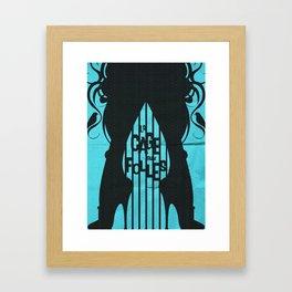 La Cage Aux Folles Framed Art Print