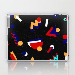 Memphis geometric pattern #2 Laptop & iPad Skin