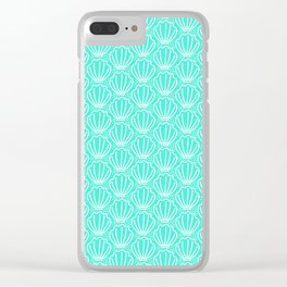 Shell del mar Clear iPhone Case
