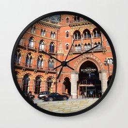 St. Pancras Renaissance Hotel Wall Clock