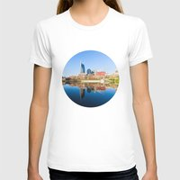 nashville T-shirts featuring Nashville by GF Fine Art Photography