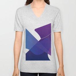 shapes Unisex V-Neck