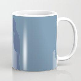 Minimal feminine figure Coffee Mug