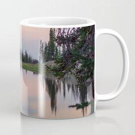 Summit Lake Colorado // Peaceful Alpine Sunset Coffee Mug