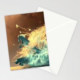 Mana tide Stationery Cards