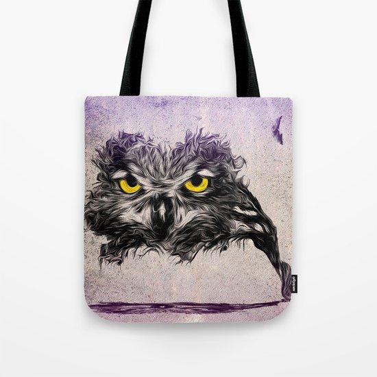 The Sudden Awakening of Nature Tote Bag