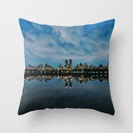 Central Park / 02 Throw Pillow