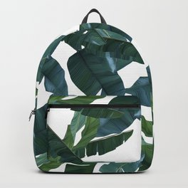 Banana Leaf Decor #society6 #decor #buyart Backpack