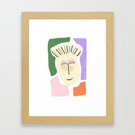 SP126 Framed Art Print