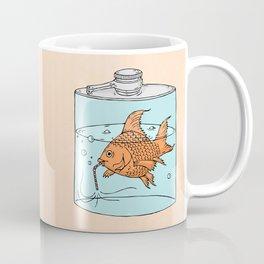 Drink like a fish Coffee Mug