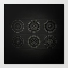 Inner Space 7 Canvas Print