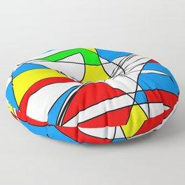 Microsoft Paint Floor Pillow