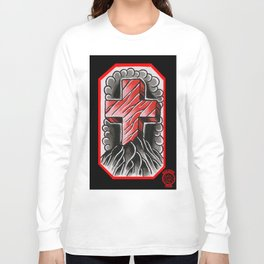 cross of ages Long Sleeve T-shirt