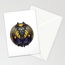 Paladin Sigil Stationery Cards