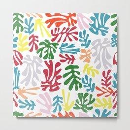 Matisse Pattern 004 Metal Print