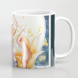 The Fox of Many Tales Coffee Mug