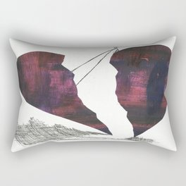 Restoring Love Rectangular Pillow