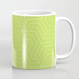 June bud - green - Modern Vector Seamless Pattern Coffee Mug