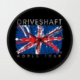 Driveshaft Wall Clock
