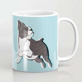 Boston Terrier Love Coffee Mug