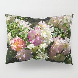 ROSA BONICA ROSE FLOWERS Pillow Sham